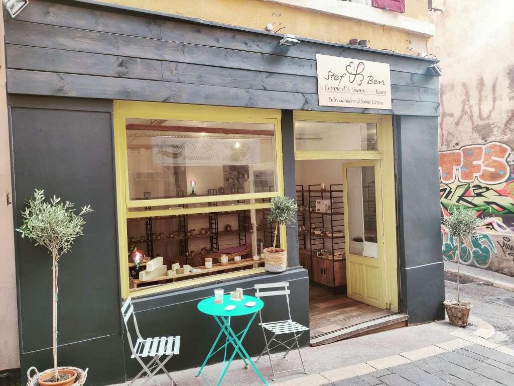 Stef & Ben ouvre ses portes en plein centre d'Aix-en-Provence !